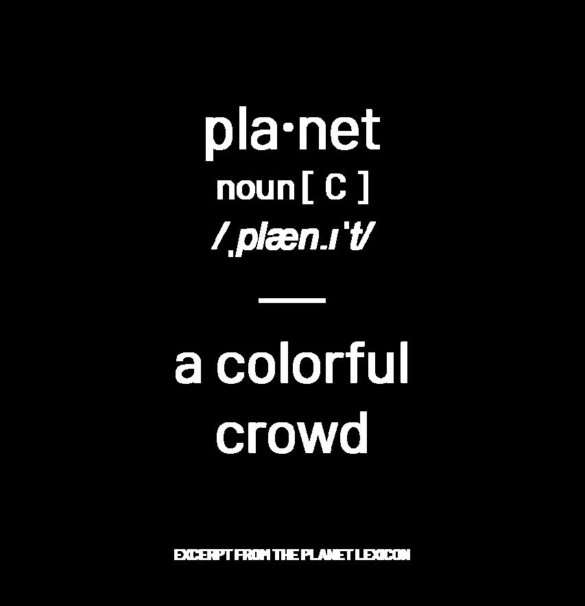 PLANET Lexicon