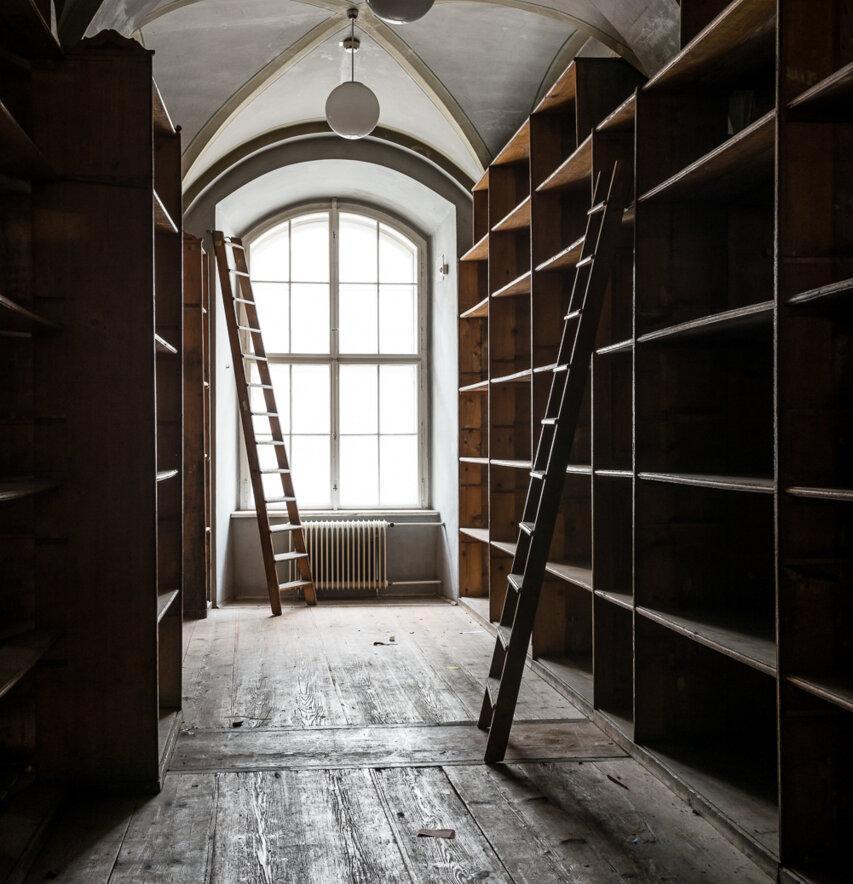 Vom Hofkammerarchiv zum Literaturmuseum: Das Vorher