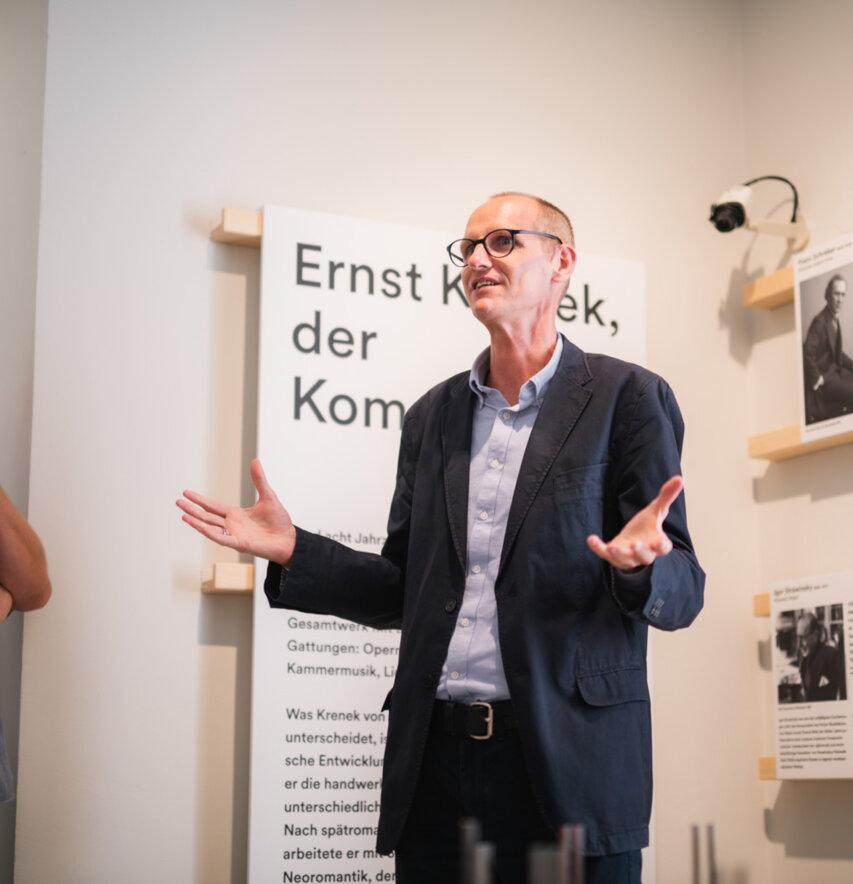 Eröffnung vom Salon Krenek in Krems