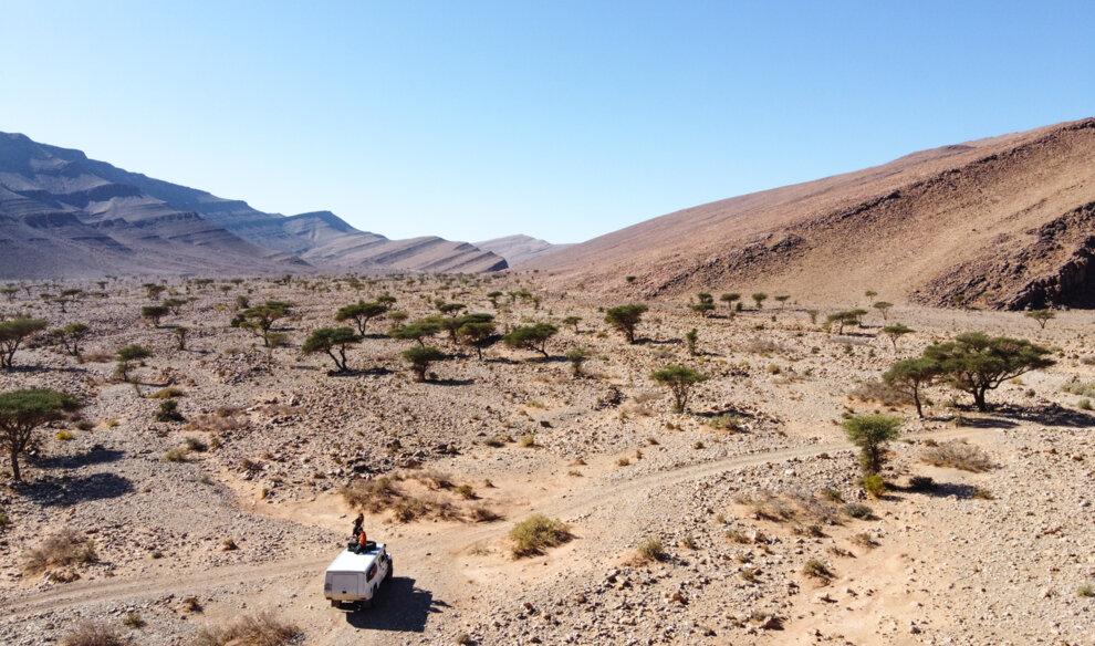 Eine Reise quer durch Marokko