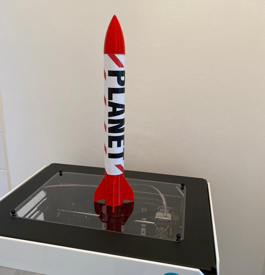 Aus der Quarantäne (fast) wie Raketen!