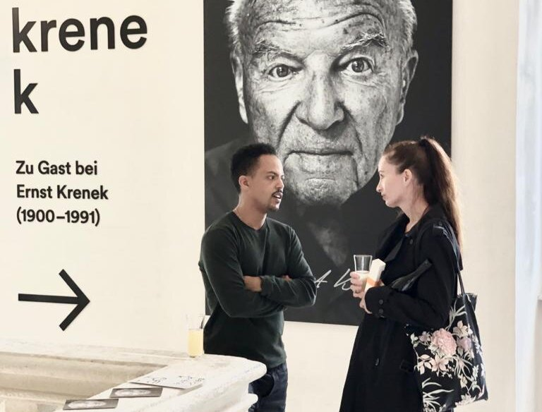 Eröffnung vom Salon Krenek in Krems>